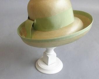 Vintage MR. JOHN SOPHISTICATES Straw Hat
