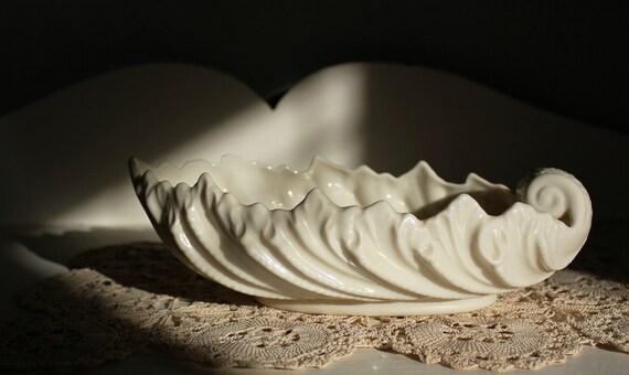 SPRING SALE 25% off  -  Was 28.00   -    Vintage Lenox Porcelain Nautical Dish