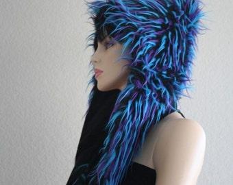 I've Got the Blues Hoodie Hat
