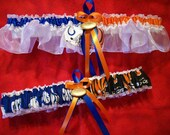 Rival Wedding Garter Sets--All Teams Available