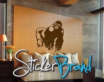 Vinyl Wall Art Decal Sticker Gorilla 460