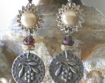 Romanze - earrings