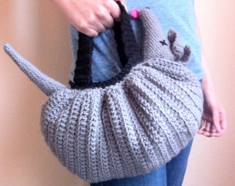 Dead Armadillo Purse Made To Order