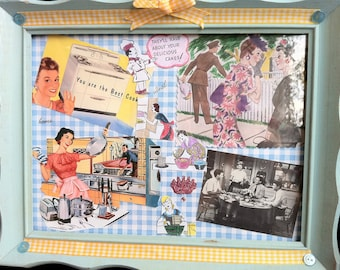 Homemaker Heaven Collage, Mother's Day, Mom