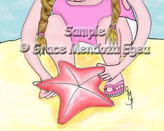 Estrella Print