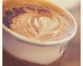 food photography, coffee photograph, Viennese Swirl, delicious brown mocha chocolate cinnamon caffeine beverage cozy winter drink, cafe art