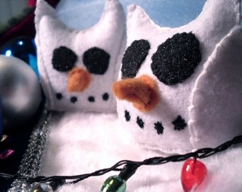 Brrr the Snow Owl Hoot Plushie