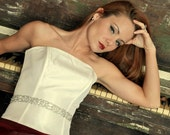 Silver Sash - Wedding Belt - Bridal Sash - Bridal Belt - Crystal Sash - Crystal Belt - Prom Sash - Prom Belt - Wedding Sash - ANTOINETTE