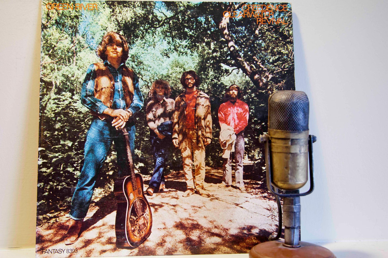 ccr creedence clearwater revival vinyl record album 1970s. Black Bedroom Furniture Sets. Home Design Ideas