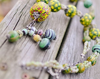 Calypso stone necklace