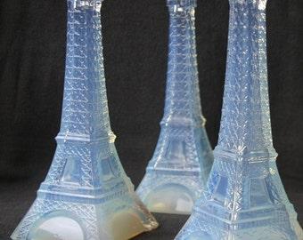Been to Paris. Stunning opalescent souvenir Eiffel Tower.