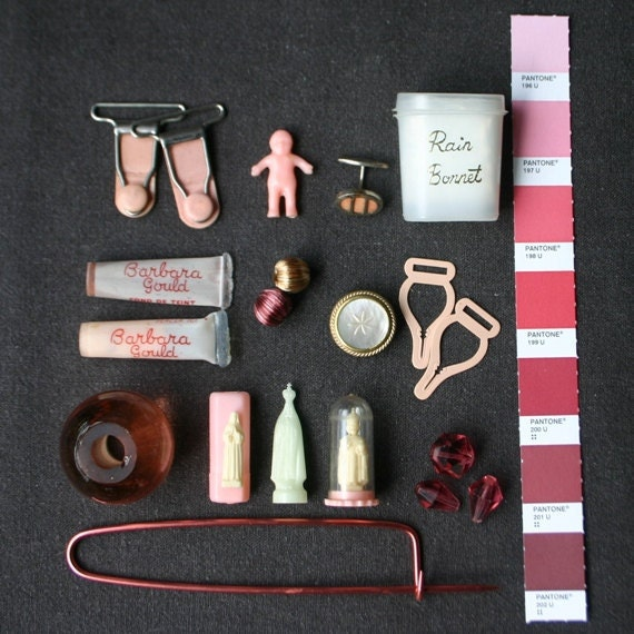 Powder Pink Pantone inspired instant collection