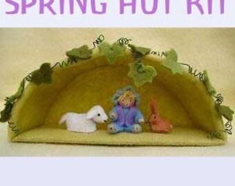 Little Spring Hut KIT