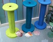 By The Sea Vintage Textile Mill Spools