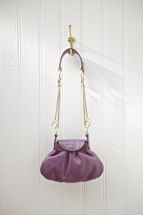 Barbarel leather bag. Handmade for you.