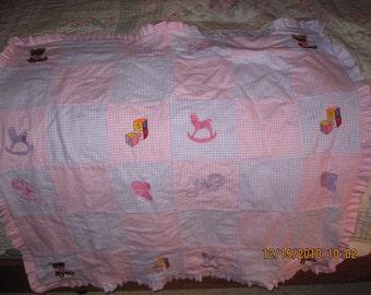 baby blanket Photo Prop