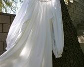 Reserved for Shollenburger -Full length chemise