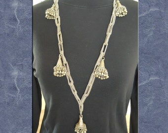 Belly Dance Belt Necklace Vintage  (VN-102)