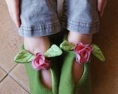 Fairy Slippers PDF Pattern