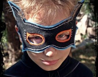 Super Bat Mask PDF Pattern