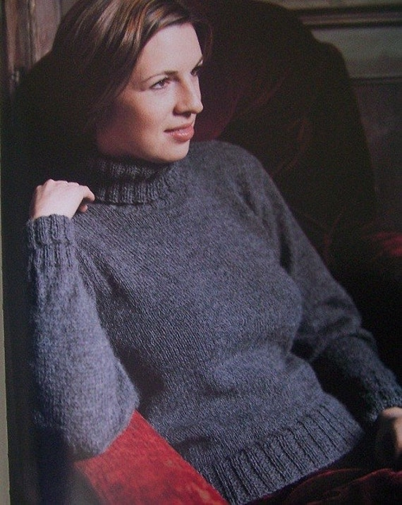 Knit Patterns Debbie Bliss Easy Knits Book by TheJoyofKnitting