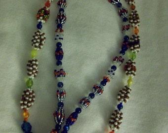 Macito necklace Angaju and Yemaya