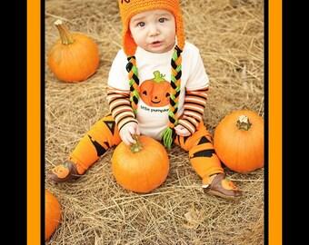 Halloween Jack-o-Lantern Pumpkin Hat/cbbcreations