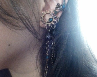 Steampunk Faerie Ear Cuff