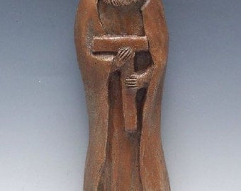 Patron of Fathers & Protector of Houses: Handmade St. Joseph Statue