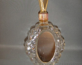 Vintage Avon Looking Glass Cologne Decanter