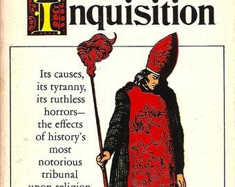 The Spanish Inquisition Henry Kamen 1968 PB 1st