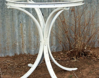 ReInvent the Wheel Side Table... Choose your design