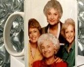 Golden Girls Coffee Mug