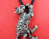 Bengal Cat Kitty Pendant Necklace