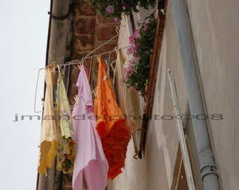 French Riviera Antibes / Laundry Photo