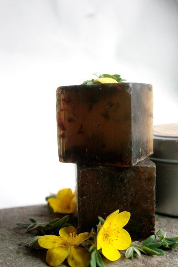 Clarifying Facial Soap - blemish fighting arctic herbs