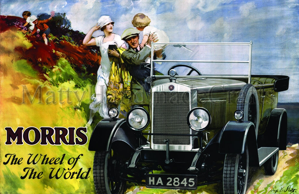 Morris cars morris motors morris classic car vintage for D arcy motors morris il