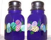 Easter Egg Salt and Pepper Shakers