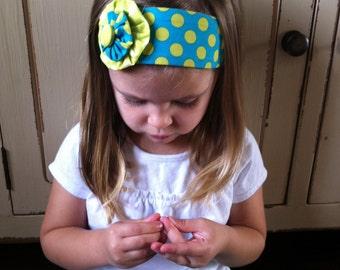Fabric Headband Pattern - Reversible