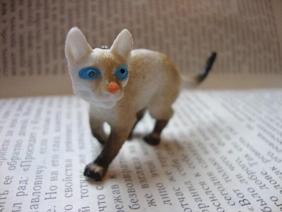 Siamese Cat Brooch Pin - Wichien maat