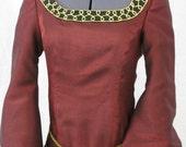 Adult Mother of Rapunzel Custom Costume