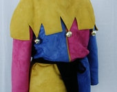 Adult Clopin Jester Tunic and Collar ONLY