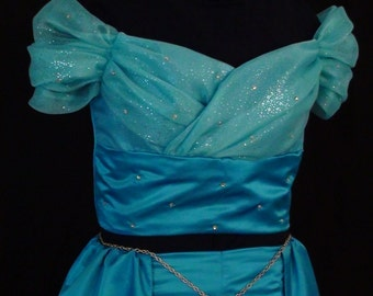 Adult Designer Series Arabian Princess Jasmine Costume Custom Made