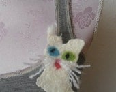Felted Brooch