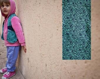 Kids Leopard Pocket Vest