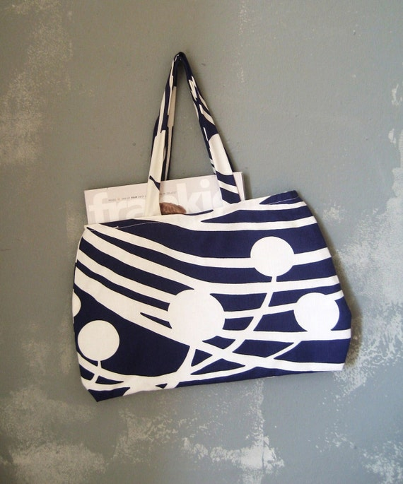 Retro Scandinavian Handbag