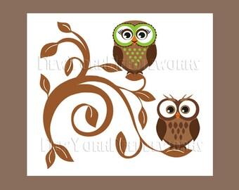 Owls Cross Stitch, Owl Couple Cross Stitch, Cross Stitch, Animals Cross Stitch, Needlepoint Patterns, Owls by NewYorkNeedleworks on Etsy