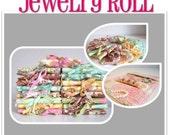 PATTERN - jewelry roll