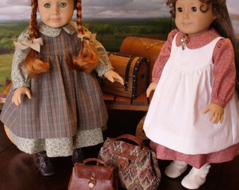 Doll Clothes Patterns Anne and Diana, No 1015