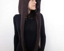 Scoodie Hooded Cowl : Available in 8 Colors